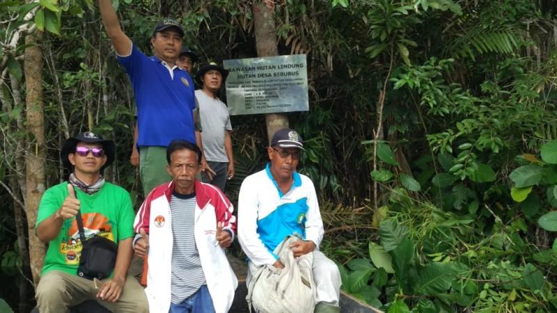 Kampanye Alam Sambas Rawatbumi2019 Pohon Untuk Hutan Desa Sebubus Lindungihutan